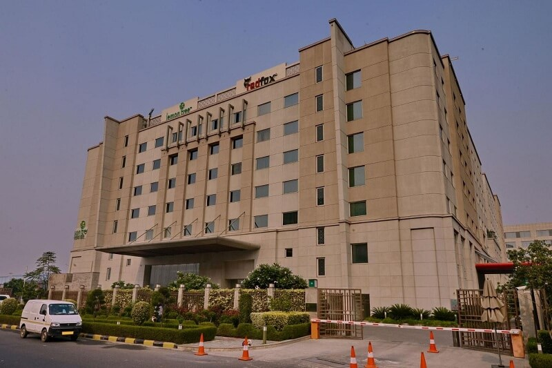 5 Star Hotels Near Delhi Airport Tusk Travel