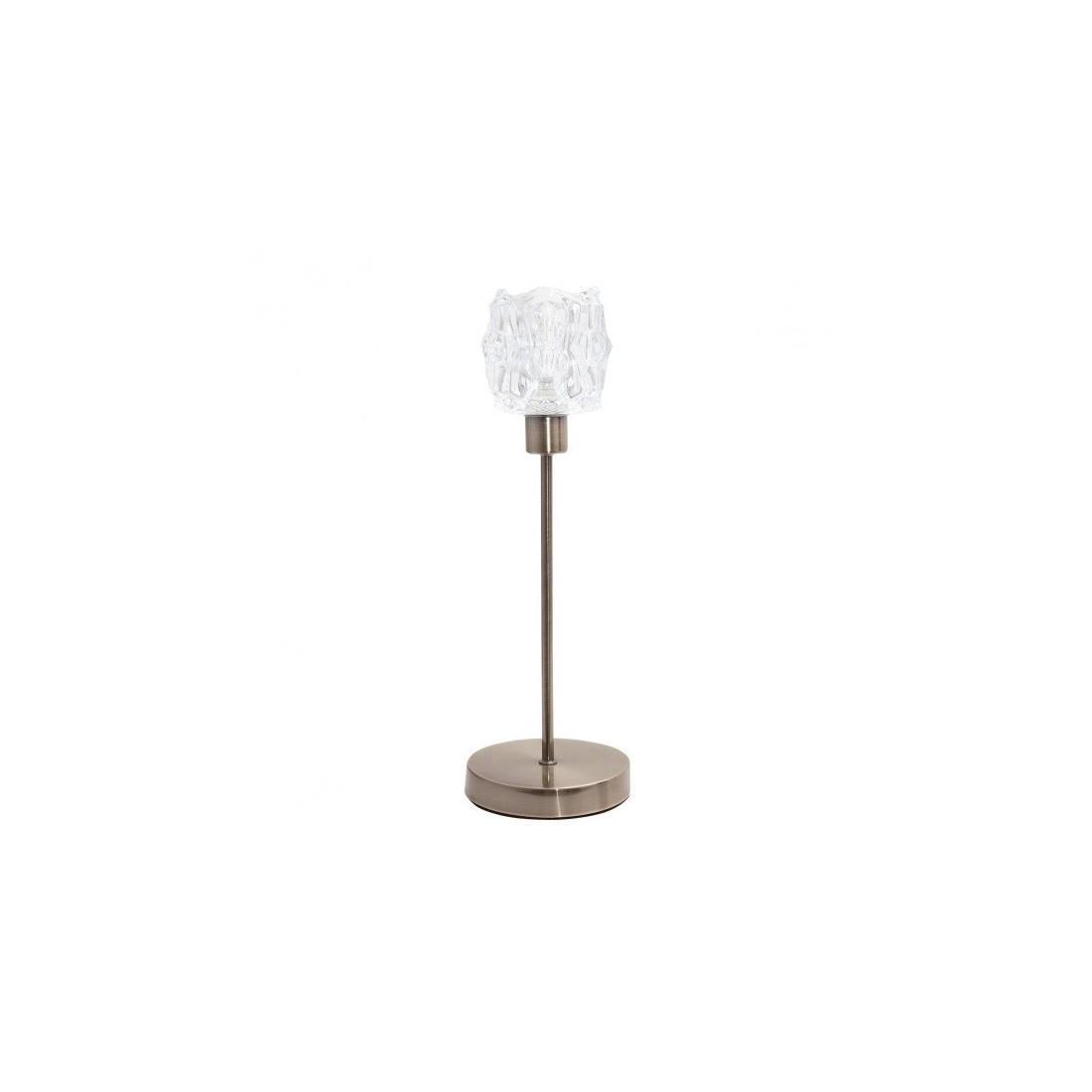 Lmpara de Techo de 3 Luces Pantalla de Tela Acrlico