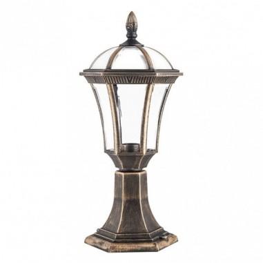 Lmpara de Mesita de Noche Turca de cristal Iluminacin