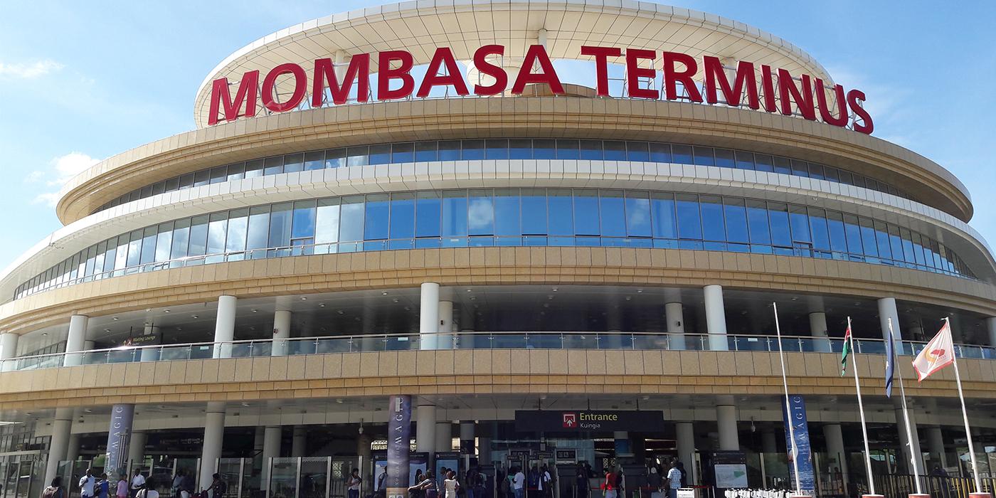 Mombasa-SGR-Terminus
