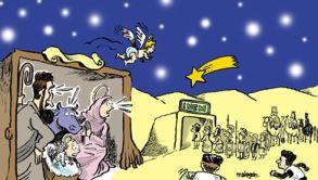 navidad y paro