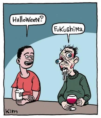 halloween-Fukushima