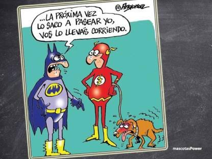 chiste superheroes