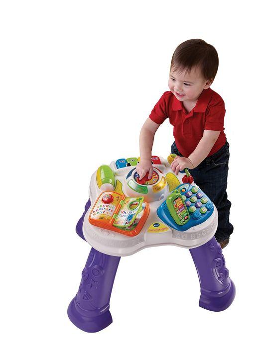 Bebé con el juego