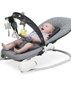 Hamaca con bebé