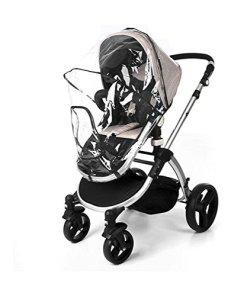 coche de bebé de frente