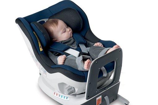 posicion silla bebé