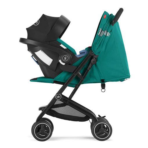 silla bebé de paseo