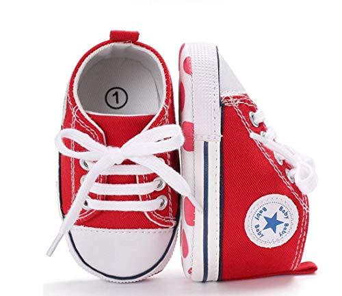 par de zapatillas bebé