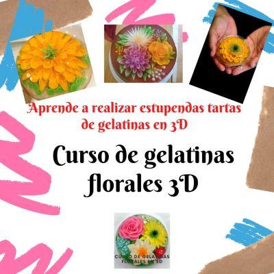 Curso gelatina 3d
