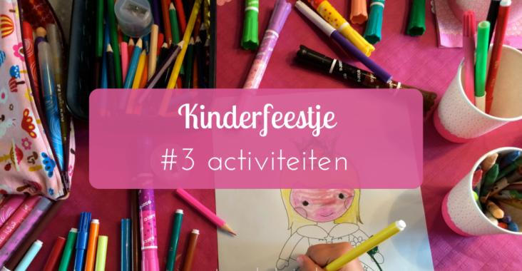 kinderfeestje: activiteiten