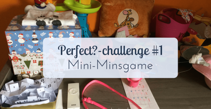 Perfect?-challenge #1 - Mini-Minsgame