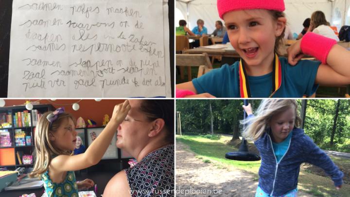 Gelukjes van de voorbije week #3 - dochters genieten
