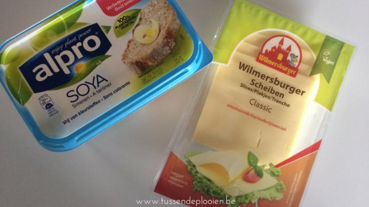 Hoe vervang je kaas? Jonge kaas van Wilmersburger