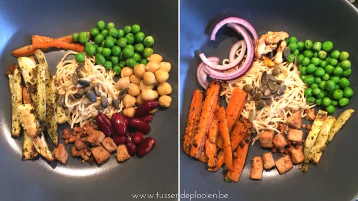 Vegan@home - buddha bowl kinderen