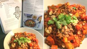 Honger Mme Zsaszsa - Een Marokkaans geïnspireerd stoofpotje