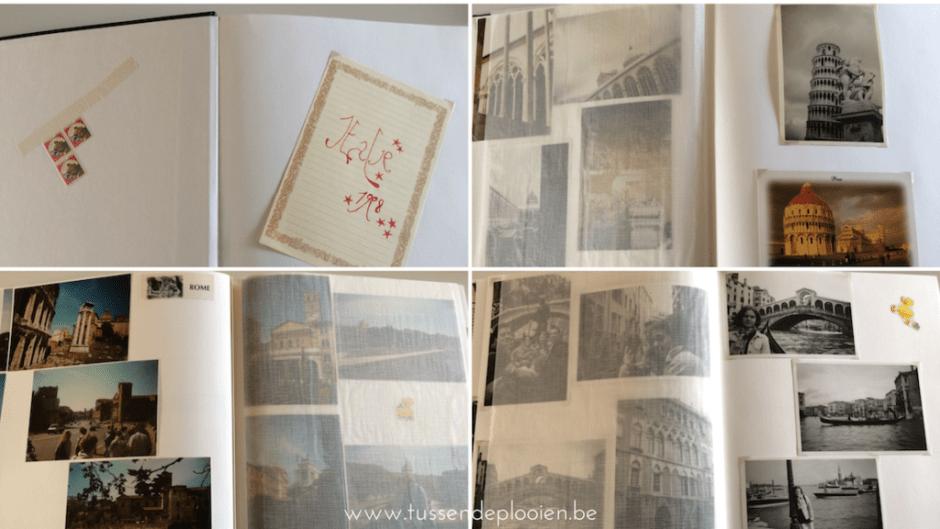 Italiëreis - Fotoboek