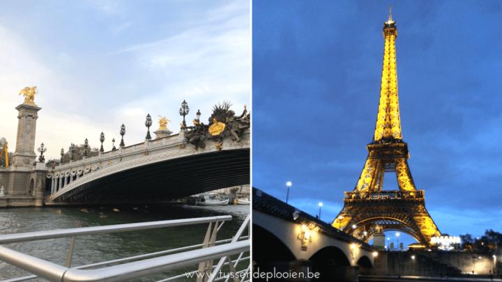 Citytrip Parijs met kinderen - Boottocht op de Seine