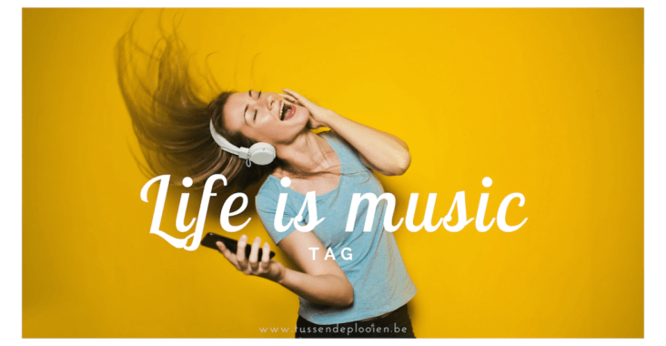 Life is music tag