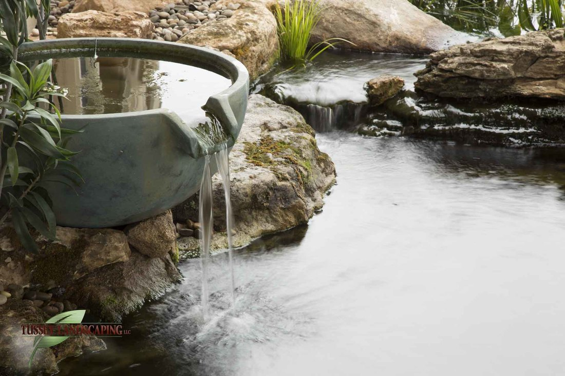 Pond Design Somerset