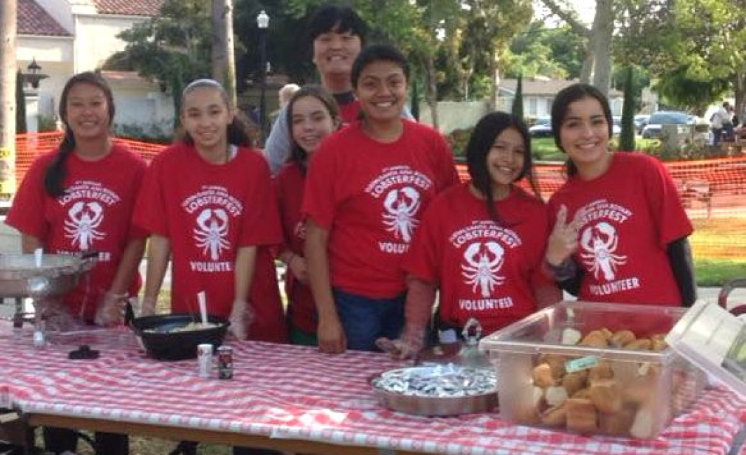 Helpers and Volunteers