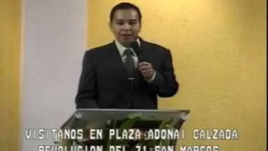 Pastor de Jovenes Luis Bravo - Regresando a Tu Primer Amor - Ministerios El Renuevo
