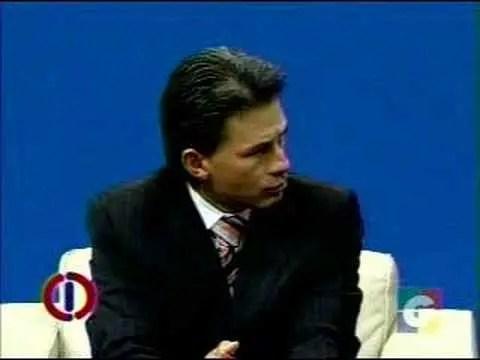 Cash Luna, Entrevista con Haroldo Sanchez de Guatevision - 4 de 6