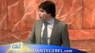Photo of Dante Gebel – Vuelve a Empezar – 2 de 2