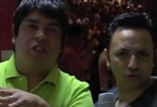 En backstage con Los Hijos del Santo - Ensancha 2011