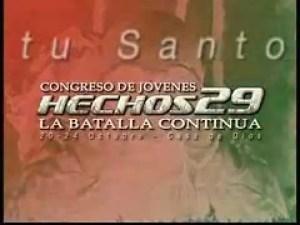 Lee más sobre el artículo Hechos 29 de 2004 – Cash Luna – Casa de Dios – Guatemala