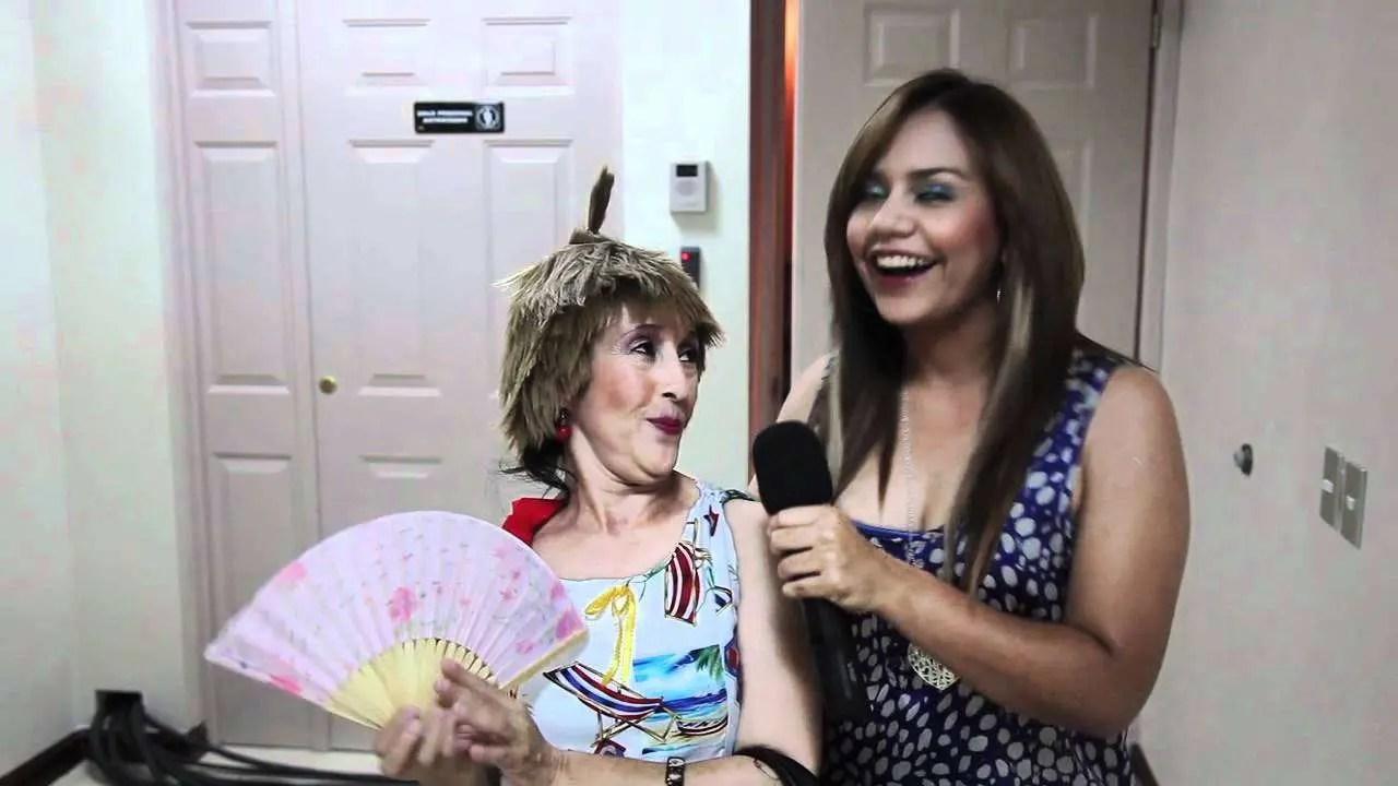 En este momento estás viendo La Valeria en Backstage de Ensancha 2011