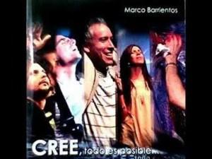 Marco Barriento – Cree Todo Es Posible