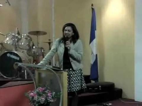 Miriam Lima de Bravo – Conociendo a Dios Como Padre – 8 de 9