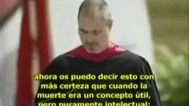 Steve Jobs - Discurso en la Universidad de Stanford - 2 de 2