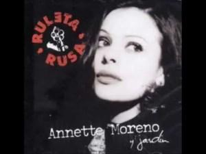 Lee más sobre el artículo Video: Ruleta Rusa – Annete Moreno