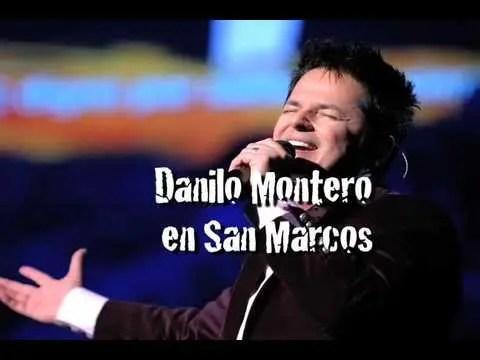 En este momento estás viendo Danilo Montero en Miel San Marcos