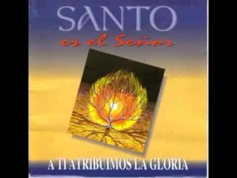 Juan Carlos Alvarado & Palabra en Accion – Santo Es El Señor