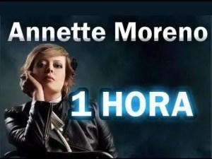 Lee más sobre el artículo Annette Moreno – 1 Hora de Musica Continua