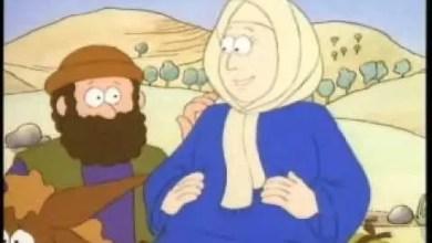 El nacimiento de Jesus - Dibujos animados