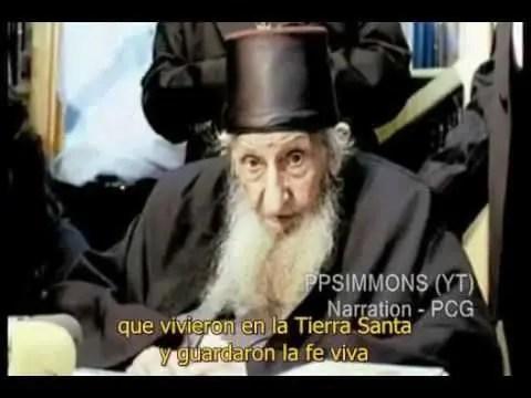 Rabino anuncia el nombre del Mesias