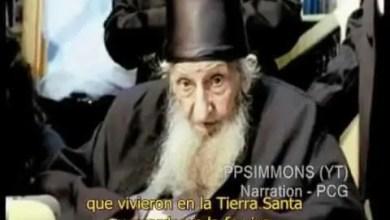Photo of Rabino anuncia el nombre del Mesias