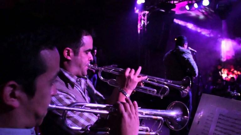 David Ocampo y Su Banda – Te Alabare