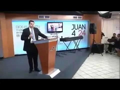 Preparandonos para recibir la bendicion – Hector Moran