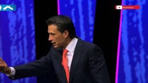 Pastor Cash Luna – El bien y el mal buscan una boca