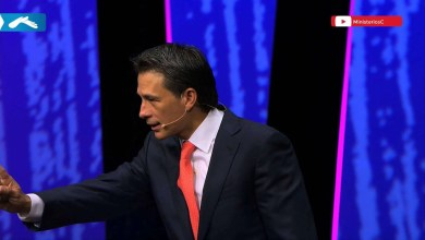 Photo of Pastor Cash Luna – El bien y el mal buscan una boca