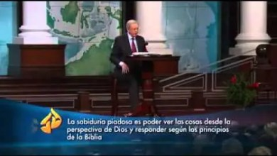 Photo of Como adquirir sabiduria – Charles Stanley, En Contacto