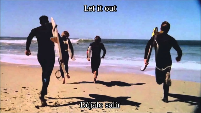Switchfoot en español – Let it out
