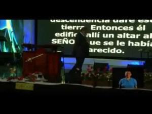 Lee más sobre el artículo Apostol Sergio Enriquez – Apariciones del Señor