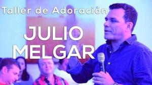 Lee más sobre el artículo Julio Melgar – Taller de Adoración 2015