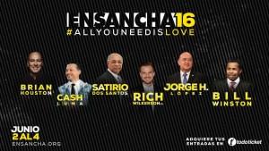 Lee más sobre el artículo Ensancha 2016 – All you need is Love
